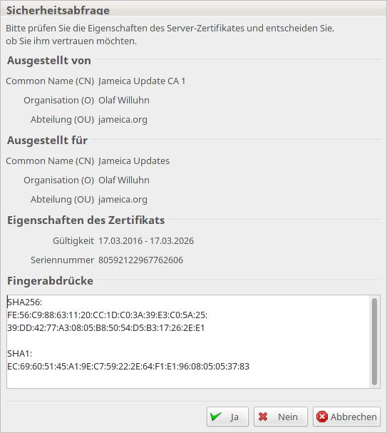 Wie die Gültigkeit des SSL-Zertifikat überprüfen · homebanking-hilfe ...